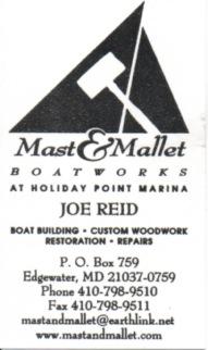 Mast & Mallet Boatworks