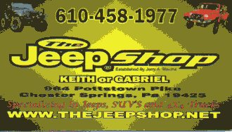 The Jeep Shop