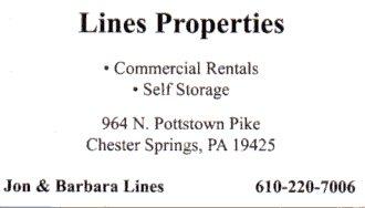 Lines Properties